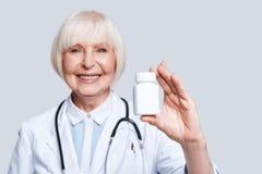 Antibiotique neuf images libres de droits