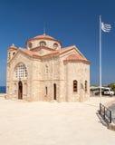 Antic καταστροφή της Κύπρου Ελλάδα Στοκ Φωτογραφία