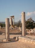 Antic καταστροφή της Κύπρου Ελλάδα Στοκ Εικόνα
