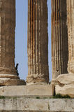 antic μνημείο της Ελλάδας Στοκ Φωτογραφία