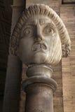 Antic drama roman mask, Rome, Italy Stock Photos