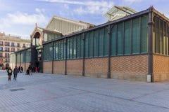 Antic Mercat del Born, στη Βαρκελώνη Ισπανία Στοκ Εικόνες