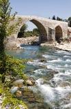 Antic Roman bridge Stock Image