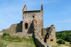 Antic tower Royalty Free Stock Image