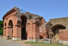 antica Ιταλία κοντά στο ostia Ρώμη Στοκ φωτογραφίες με δικαίωμα ελεύθερης χρήσης