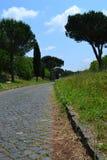 Antica di Appia Immagine Stock