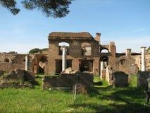 antica osti palazzi Zdjęcia Stock