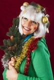 Anticipation of Christmas royalty free stock photo