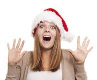anticipation miracle new year Στοκ εικόνα με δικαίωμα ελεύθερης χρήσης