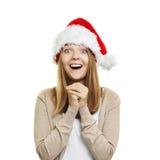 anticipation miracle new year Στοκ φωτογραφίες με δικαίωμα ελεύθερης χρήσης