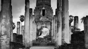 Antico, costruzione del tempio di eredità Immagini Stock Libere da Diritti