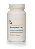 Antidepressant Stock Photo