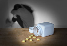 Antidepressant Stock Images