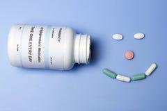 Antidepressivo Immagine Stock
