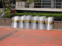 Antidisturbios Foto de archivo libre de regalías