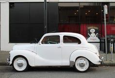 Antiek Austin Car Royalty-vrije Stock Foto's