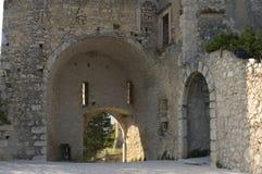Antiek bastion Stock Foto