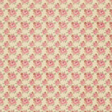 Antiek bloemenbehang Royalty-vrije Stock Foto