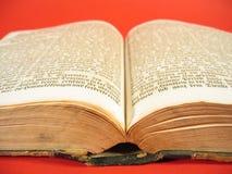 Antiek Boek IV Stock Afbeelding