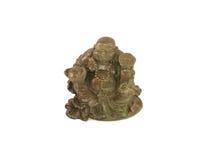 Antiek bronsstandbeeld Royalty-vrije Stock Fotografie