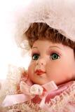 Antiek Doll Royalty-vrije Stock Afbeeldingen