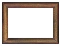Antiek fotoframe Stock Afbeeldingen