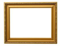Antiek frame #3 stock foto's