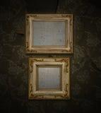 Antiek frame stock afbeelding