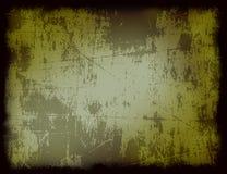 Antiek Frame als achtergrond Stock Afbeeldingen