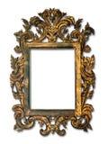 Antiek glasframe Royalty-vrije Stock Fotografie