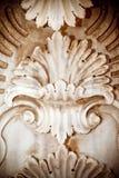 Antiek Grieks Art Barble Background Stock Afbeelding