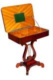 Antiek houten bureau Royalty-vrije Stock Foto
