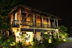Antiek huis Stock Fotografie