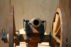 Antiek kanon Royalty-vrije Stock Foto's