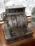 Antiek kasregister Stock Foto's