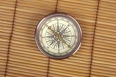 Antiek Kompas Stock Afbeeldingen