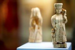 Antiek leeftijds Marmeren Standbeeld Royalty-vrije Stock Foto's