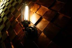 Antiek licht Stock Foto's