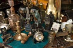 Antiek materiaal Royalty-vrije Stock Foto's