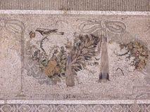 Antiek Mozaïek Royalty-vrije Stock Afbeeldingen