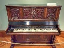 Antiek muzikaal instrument royalty-vrije stock foto's