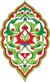 Antiek ottoman illustratieontwerp royalty-vrije illustratie