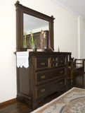 Antiek retro meubilair Royalty-vrije Stock Foto