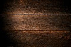 Antiek Schuurhout met de Plankachtergrond van Zaagtekens Stock Foto's