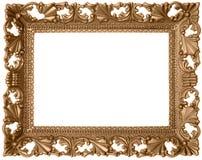 Antiek sepia frame Royalty-vrije Stock Afbeelding
