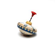 Antiek Stuk speelgoed Royalty-vrije Stock Foto