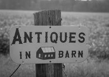 Antiek Teken Stock Foto's