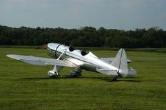 Antiek Vliegtuig III Royalty-vrije Stock Afbeelding