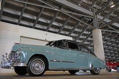 Antieke Amerikaanse Auto Stock Foto