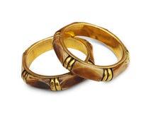 Antieke Armbanden Royalty-vrije Stock Afbeeldingen
